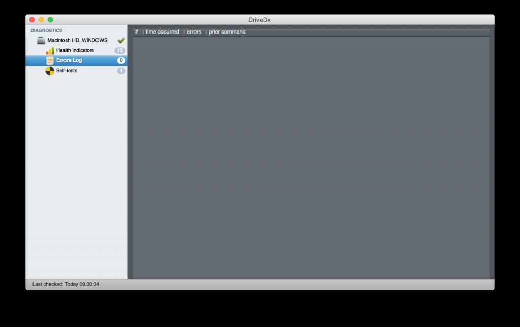 MacBook SSD: comprueba el almacenamiento flash 3