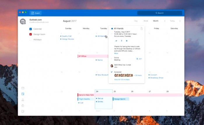 Outlook para Windows y Mac adquirirá un nuevo aspecto 3