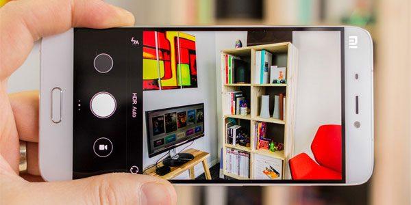 Teléfono inteligente Xiaomi: silenciar el sonido de la foto 1