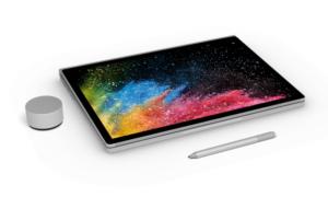 Microsoft Surface Book 2 es más potente y tiene una versión de 15 pulgadas
