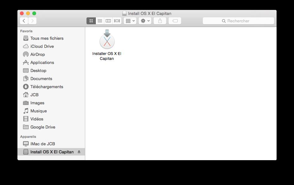 Instalación limpia de Mac OS X El Capitan (10.11) 8