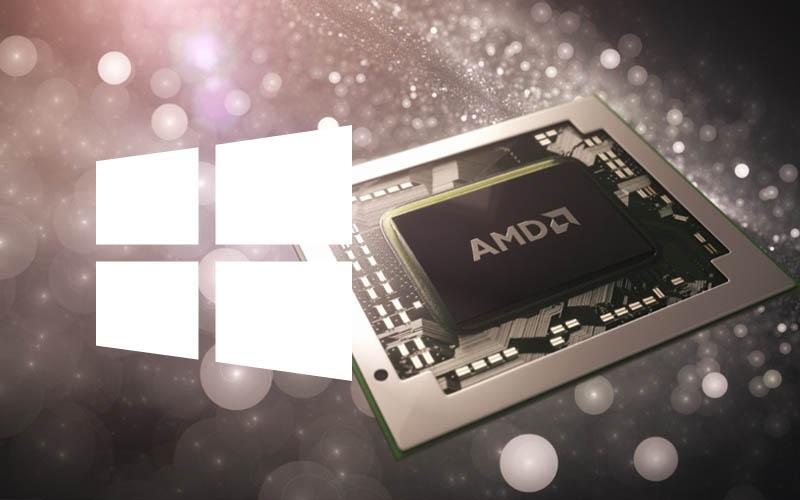 AMD Ryzen bajo Windows 10 no estaría al 100% de su potencial 1