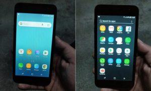 Samsung ha personalizado Android Go para tu próximo teléfono barato