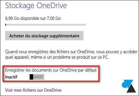 Desactivar o modificar la sincronización automática en Windows 8 / 8.1 OneDrive 5
