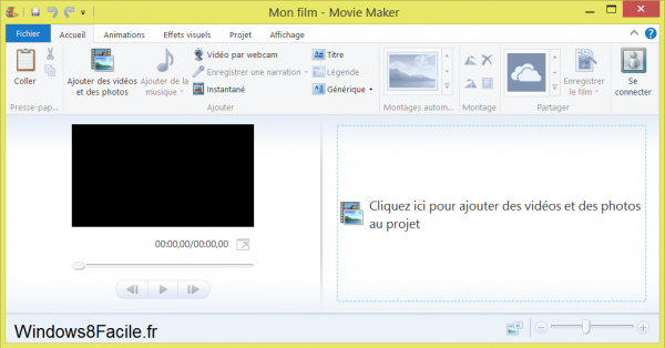 Edición de vídeo con Windows Movie Maker 3