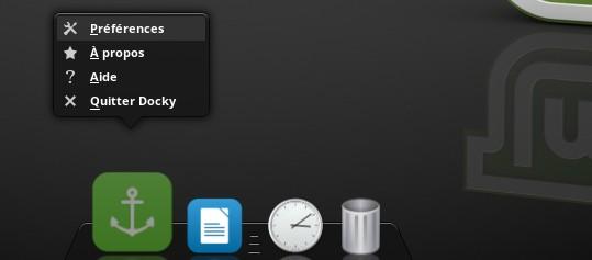 Un muelle para Linux Mint 18 8