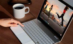 Google puede soportar Windows 10 en más Chromebooks