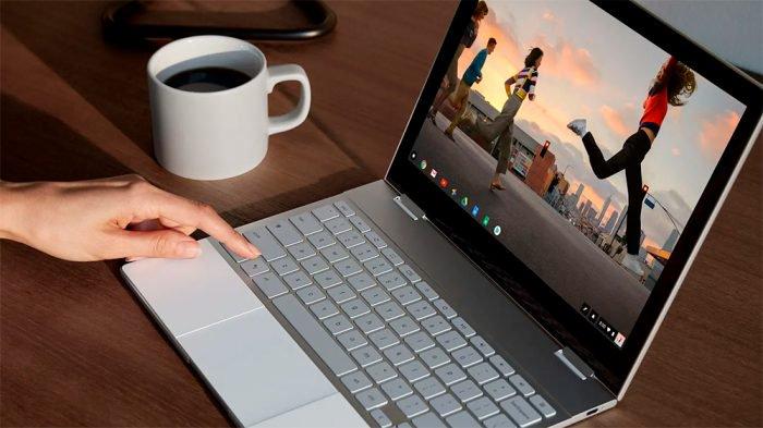 Google puede soportar Windows 10 en más Chromebooks 1