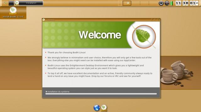 Instalación de Bodhi Linux en imágenes 11