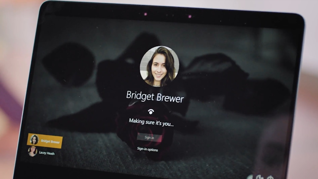 Es difícil eludir el reconocimiento facial de Windows 10 utilizando una foto