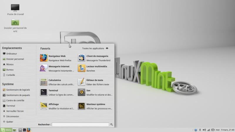 Uso de Linux Mint Mate 2