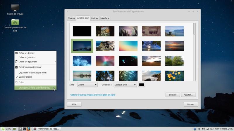 Uso de Linux Mint Mate 3