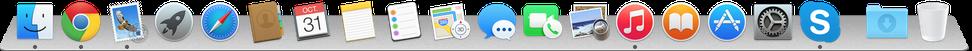 Cómo activar una base 3D para Mac OS X Yosemite 4