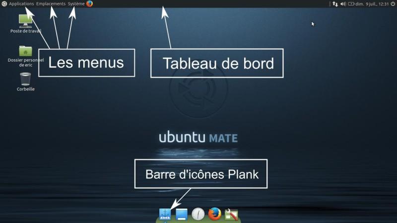 Ubuntu Mate - Cambiar la apariencia 4
