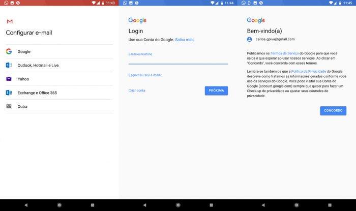 Cómo acceder con otra cuenta de Gmail para Android o iPhone 1