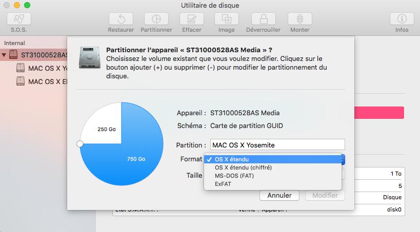 Utilidad de disco El Capitan (Mac OS X 10.11) 7