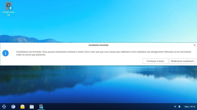 Cómo instalar Zorin OS junto a Windows 10 12