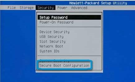 Proteja su BIOS 4