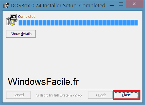 Windows 8: Juegos de DOS 7