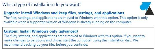 Instalar la vista previa técnica de Windows 10 5