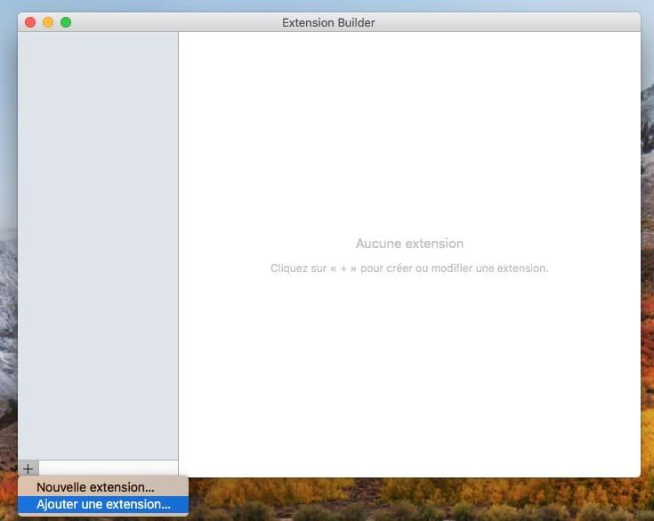 Instalar una extensión de Safari en Mac (OS X / macOS) 7
