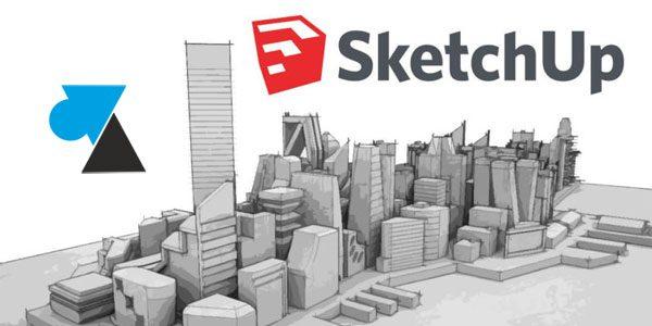 Instala el software de modelado gratuito de SketchUp 1