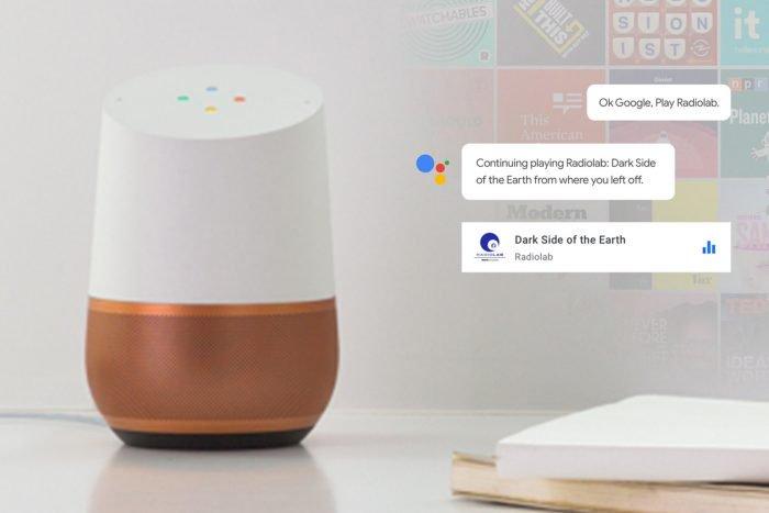 Google finalmente lanza una aplicación de podcast para Android