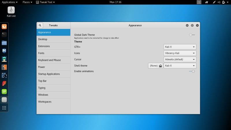 Cómo colocar Kali Linux en una llave USB o DVD 7