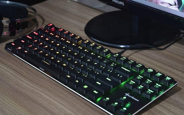 ¿Cuáles son los tipos de formatos de teclado? 5