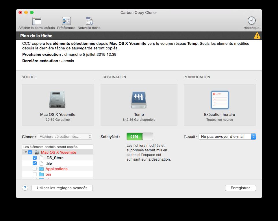 Cómo bajar de categoría OS X El Capitan (10.11) a Yosemite (10.10) 2