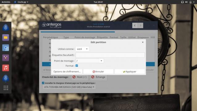 Instala Antergos 17.10 y elige tu entorno de escritorio 10