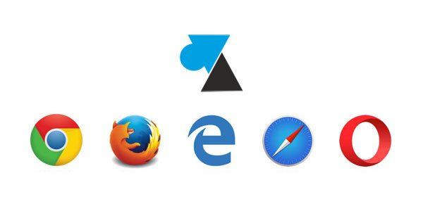 Borrar la caché temporal de los navegadores web 1