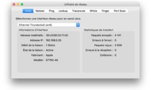 Añadir un puerto Ethernet al MacBook Pro Retina / Air