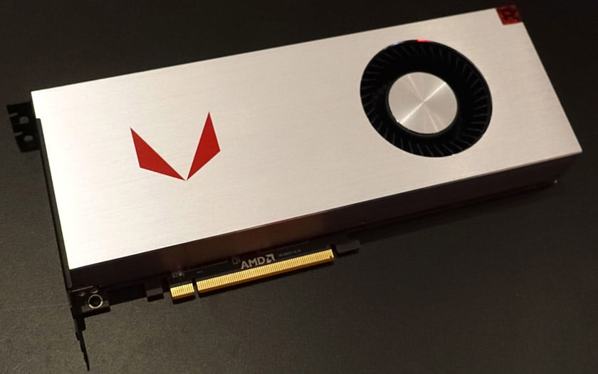 Objetivo de referencia: el AMD RX Vega 56 haría explotar completamente el Nvidia GTX 1070