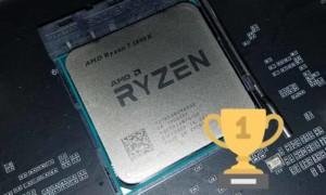 Un AMD Ryzen 7 1800X overclocked en 5.36 GHz explota el récord mundial bajo Cinebench