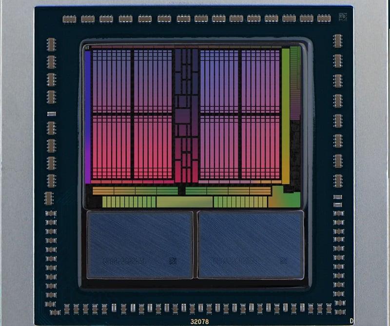 AMD Radeon Pro Vega 56 y 64 oficial: ¡monstruos de poder de hasta 25 TFLOPS!
