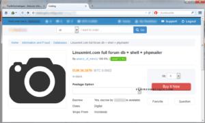 El sitio oficial de Linux Mint hacked y sus ISOs están infectados