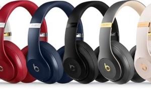 Apple Beats Studio3 estudio inalámbrico oficial3: chip W1, reducción de ruido y 22 horas de duración de la batería
