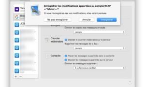 Apple Mail Mac vacía automáticamente la Papelera de reciclaje