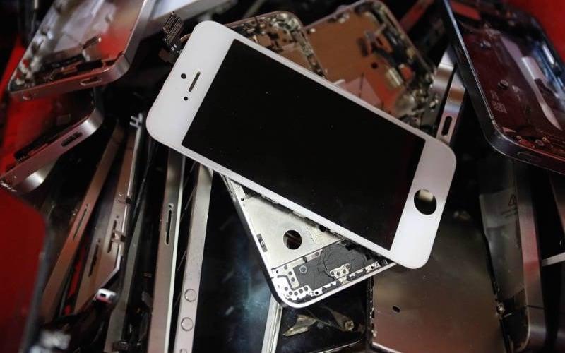 Apple: el próximo iPhone, iPad y MacBook sólo se fabricará con materiales reciclados