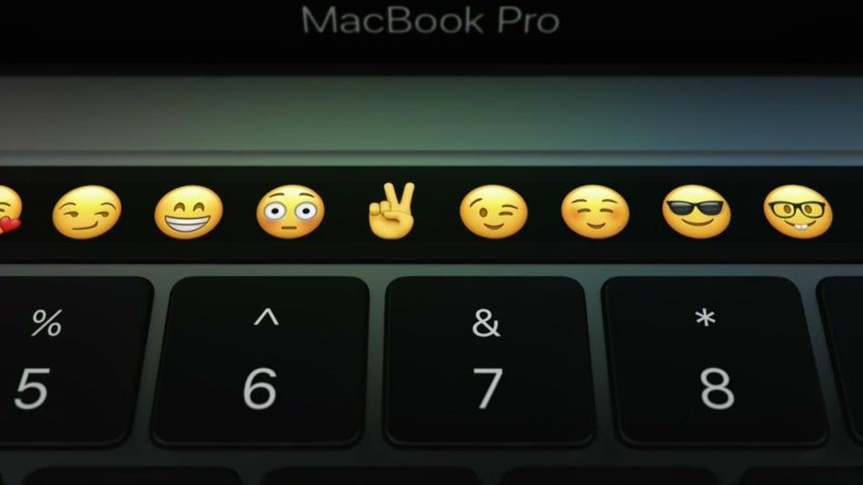 Touch Bar: un hack te permite probarlo ahora en cualquier mac