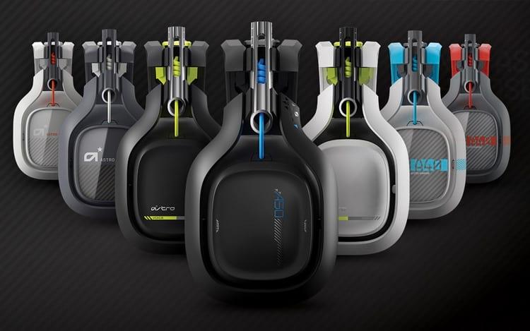 Logitech finaliza la compra de la marca de auriculares Astro Gaming