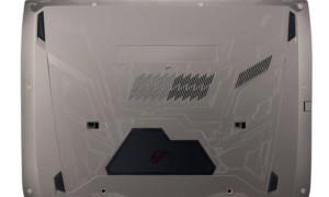 Asus ROG G701VI: el ordenador portátil para juegos que envía artillería pesada