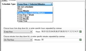 Automatice las tareas con System Scheduler