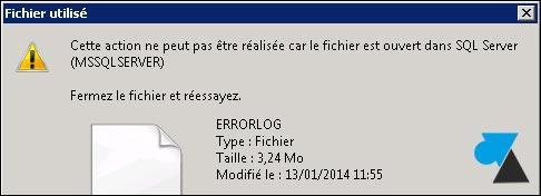 SQL Server: reduce el tamaño de los archivos de registro 3