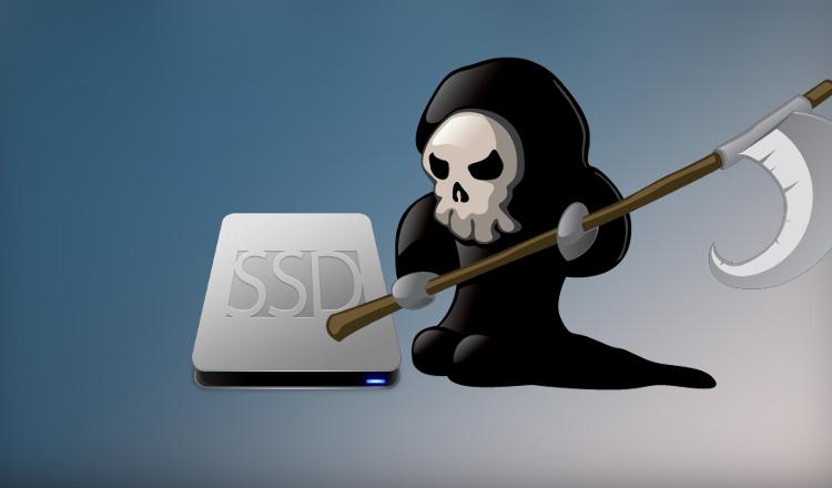 Disco SSD: averigua cuánto tiempo queda antes de que tengas que cambiarlo. 1