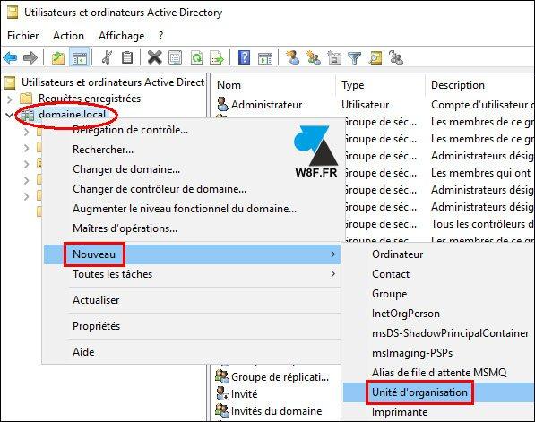 Windows Server 2016: crear un dominio de Active Directory 27