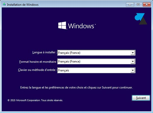Instalar Windows 10 Creators Update (1703) 2