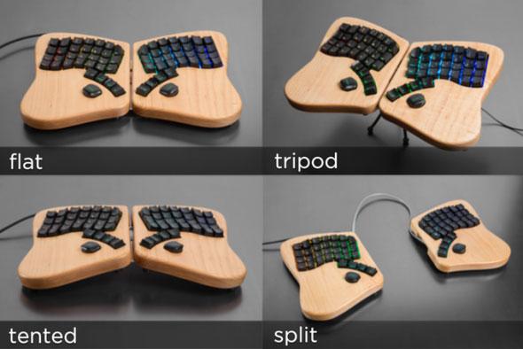 El Modelo 01: quizás el mejor teclado para PC de los últimos 20 años 2