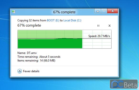 Windows 8 build 8172 capturado en imágenes 3